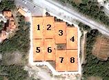 Brojevi terena